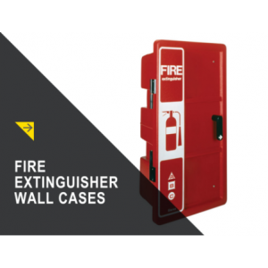 Fire Extringuisher Wall Cases