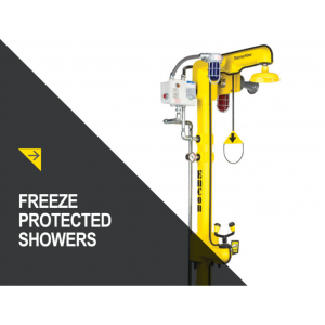 Freeze Protected Showers
