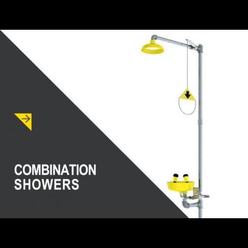 Combination Showers